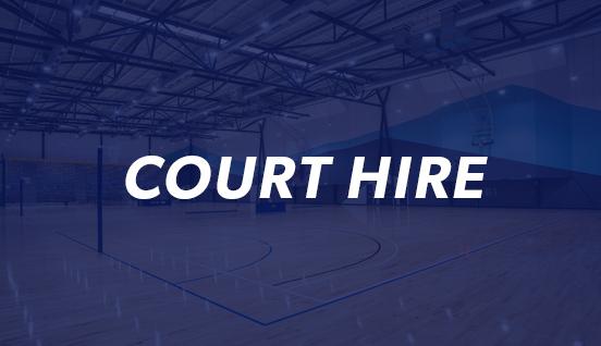 court hire sticker